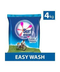surf excel easy wash 4-kg