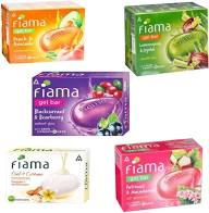 Fiama soap 125.g ALL FLAVOUR SAME RATE
