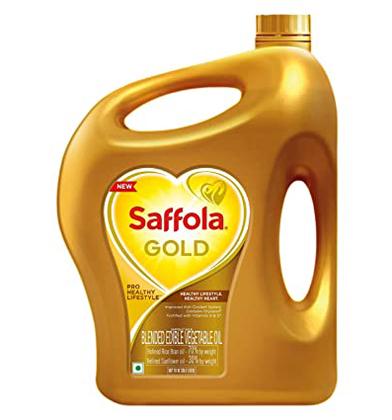 saffola gold oil (5-litre)