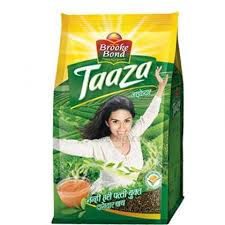 brook bond taaza tea 1.kg