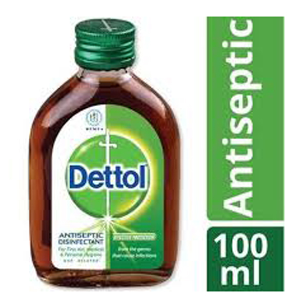 dettol Liquid (100).ml