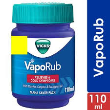 vicks vaporub 110.ml